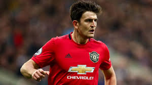 HARRY MAGUIRE COULD BE MANCHESTER UNITED'S CAPTAIN