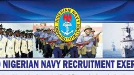Nigeria Navy Recruitment
